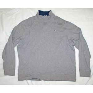 Vineyard Vines 1/4 Zip Pullover Sweatshirt